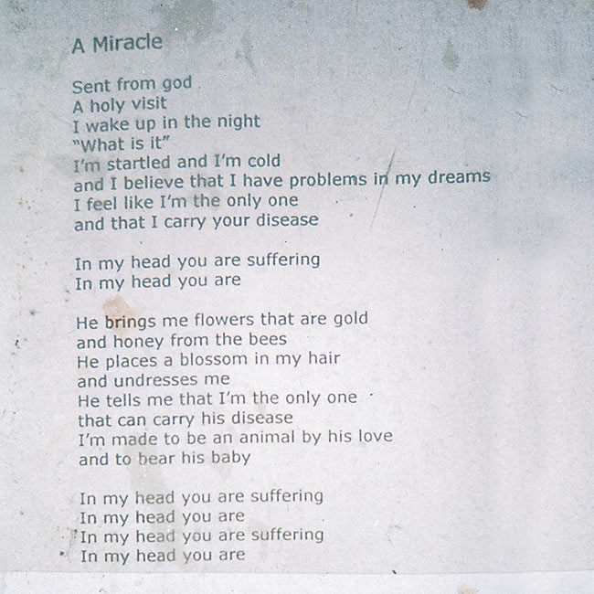 A Miracle Lyrics